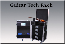 Guitar Tech Rack