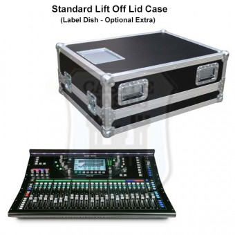Allen & Heath SQ6 Flightcase