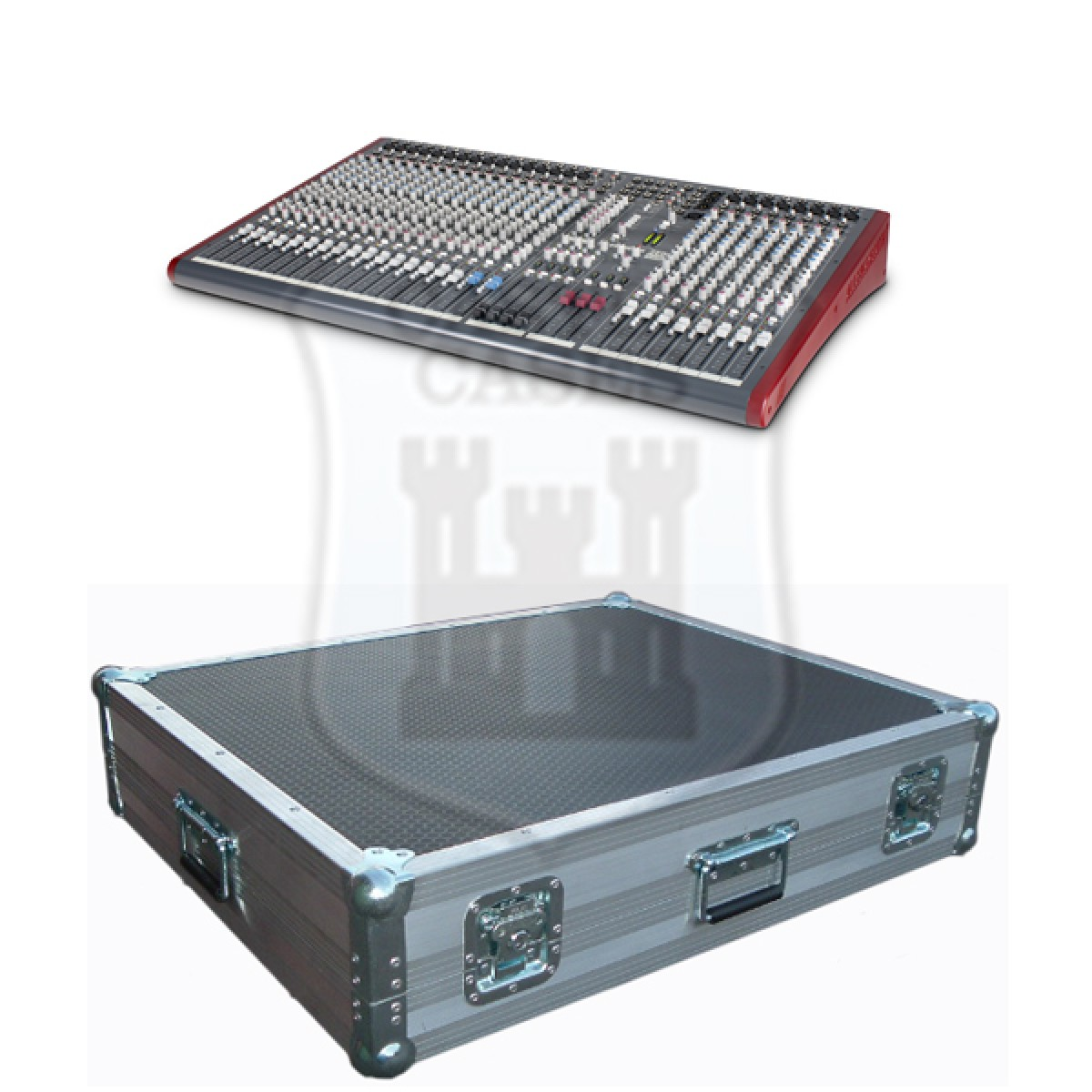 Allen & Heath ZED-428 Flightcase