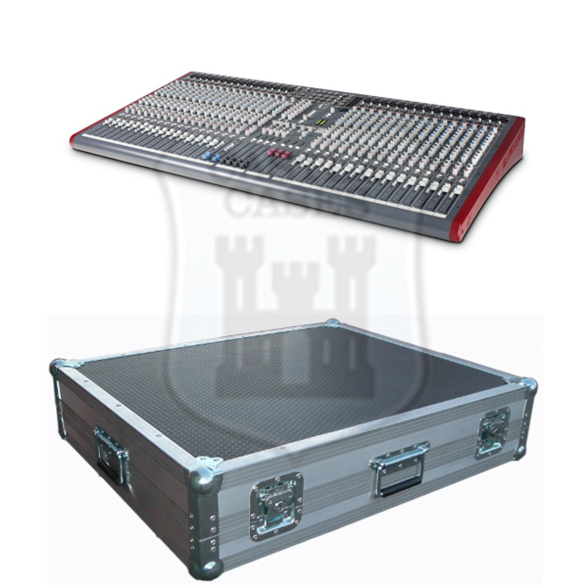 Allen & Heath ZED-436 Flightcase