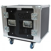 10u Standard Rack Flightcase
