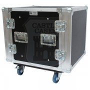 16u Standard Rack Flightcase