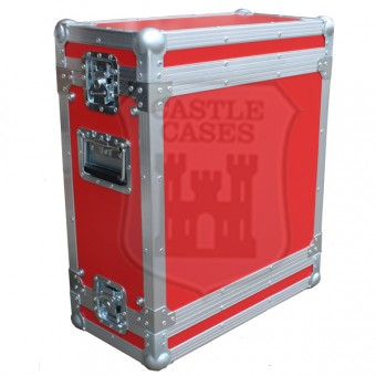 3u Sleeved Rack Flightcase