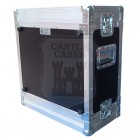 2u Sleeved Rack Flightcase