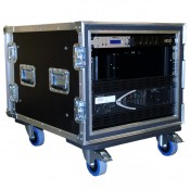 Foam Sleeved Rackmount Flightcases
