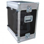 8u Sleeved Rack Flightcase
