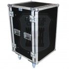 16u Shockmount Rack Flightcase