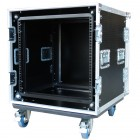 20u Shockmount Rack Flightcase