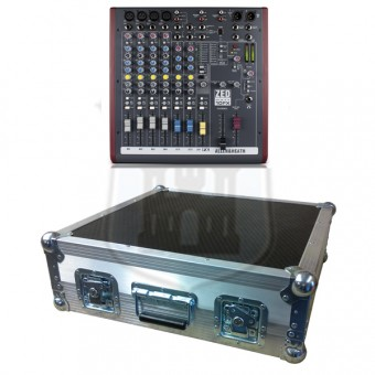 Allen & Heath ZED60-10FX Flightcase