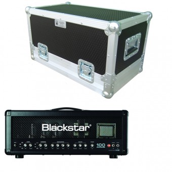 Blackstar Series One 100 Flightcase