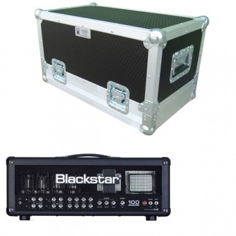 Blackstar Series One 50 Flightcase
