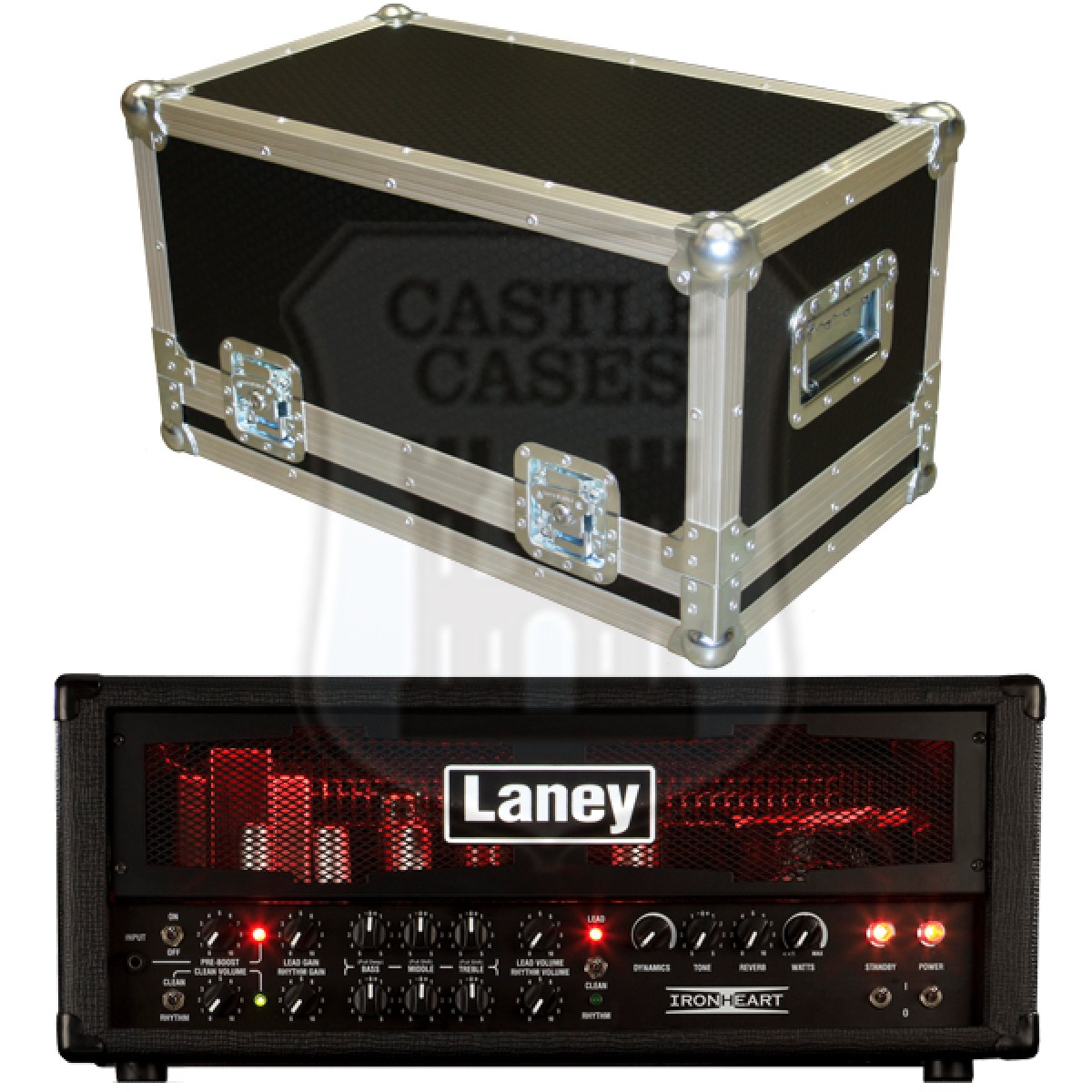Laney IRT120H Flightcase