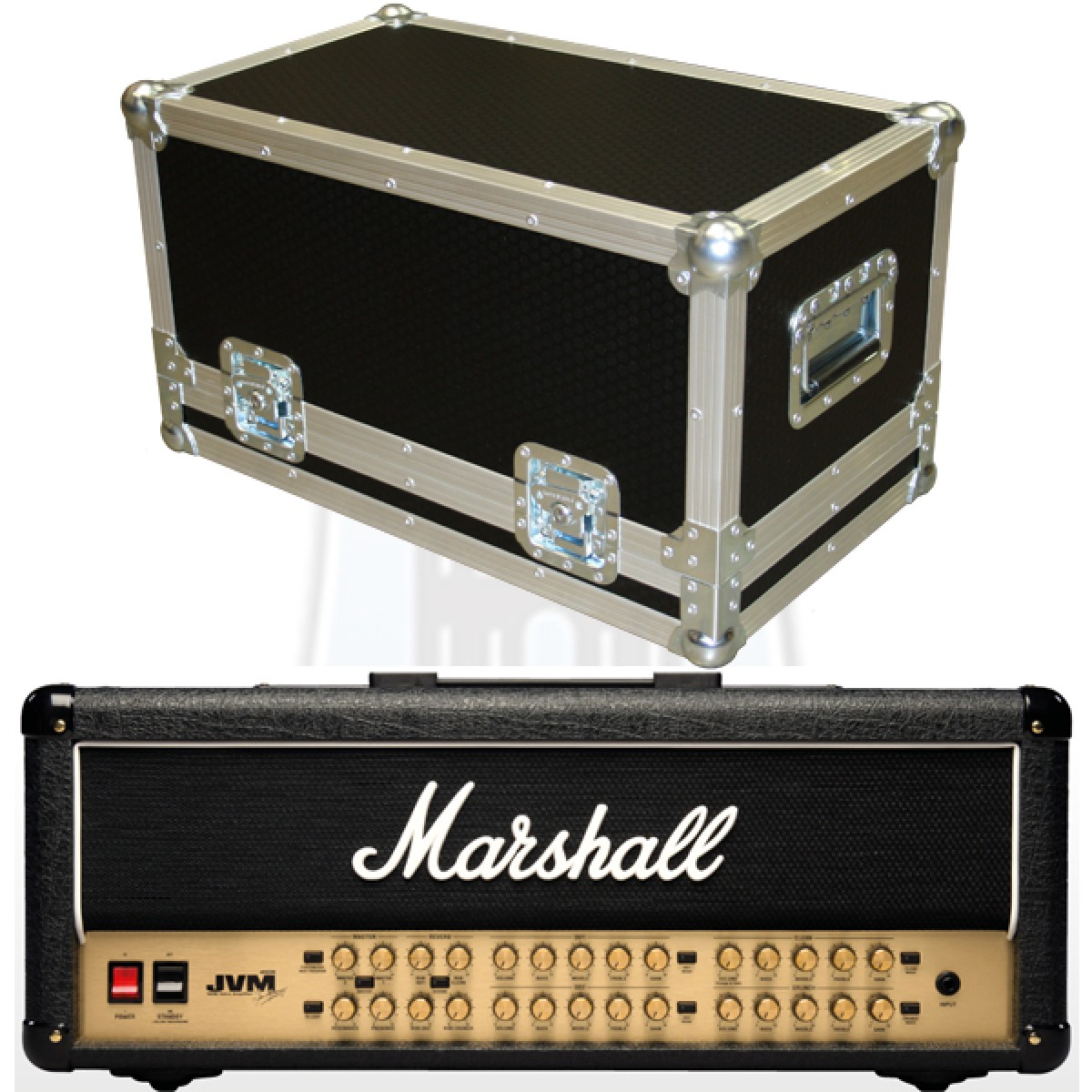 Marshall JVM410H Flightcase