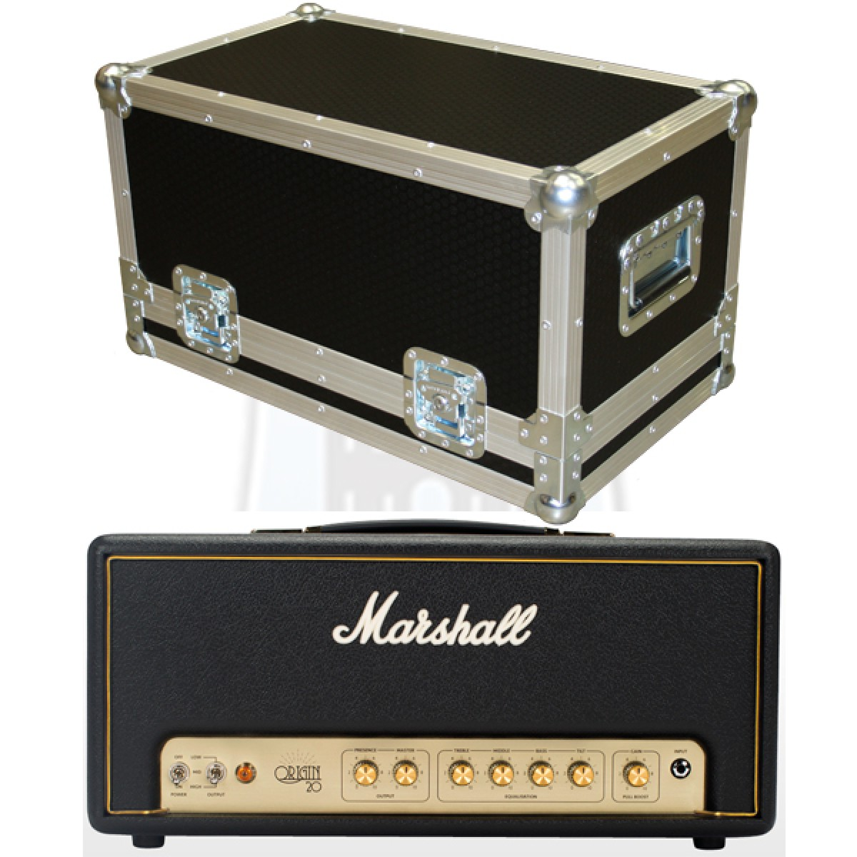 Marshall Origin20H Flightcase