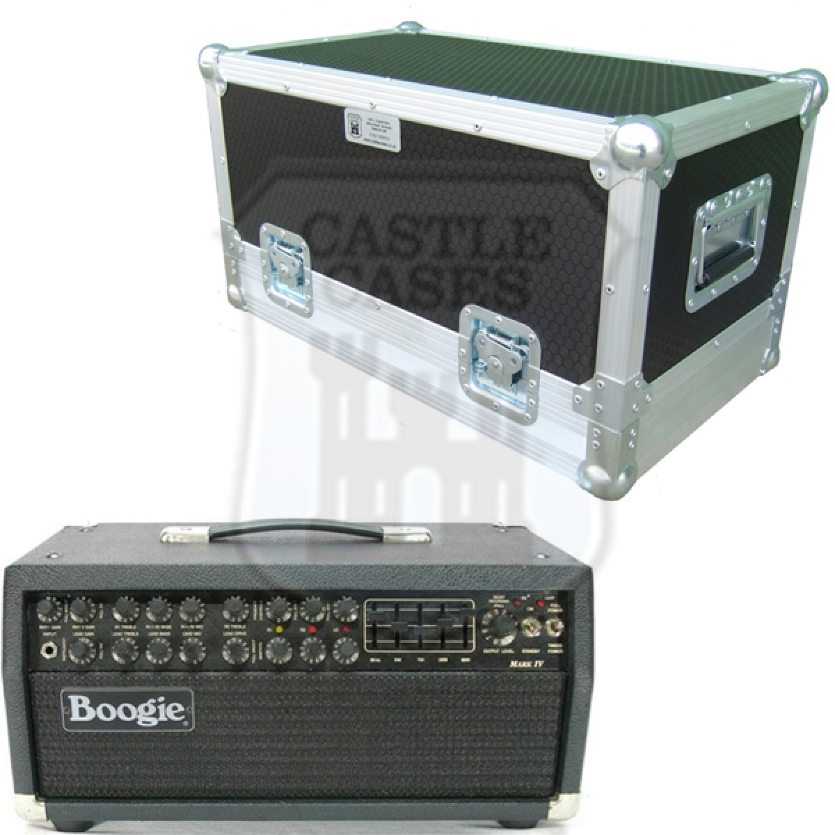 Mesa Boogie Mark IV Flightcase