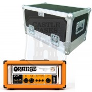 Orange Custom Shop 50 Flightcase
