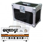 Orange Dual Terror Flightcase