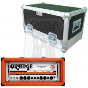 Orange Thunderverb 200 Flightcase