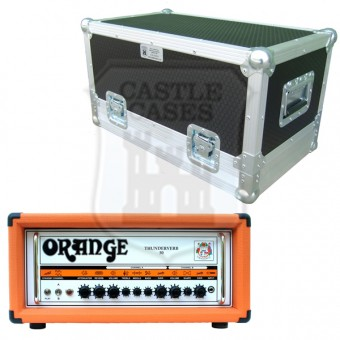 Orange Thunderverb 50 Flightcase