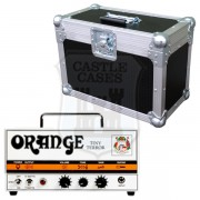 Orange Tiny Terror Flightcase