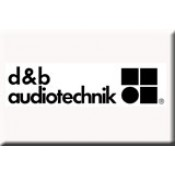 D&B Audiotechnik Speaker Flightcases