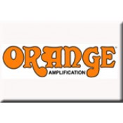 Orange Speaker Cab Flightcases