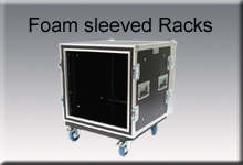 Foam Sleeved Racks