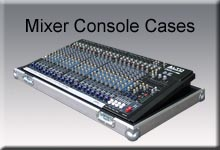 Mixer Console Cases