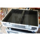 Lift off lid flightcase with two sections