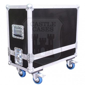 Built up base Style 690 x 465 x 510 Flightcase