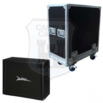 Diezel 212 Rear Loaded Flightcase