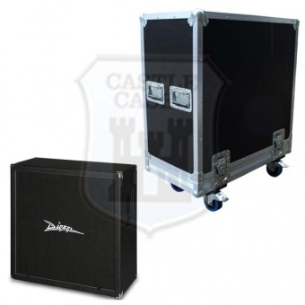Diezel 412 Front Loaded Flightcase