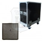 Dr.Z Backline 410 Cab Flightcase
