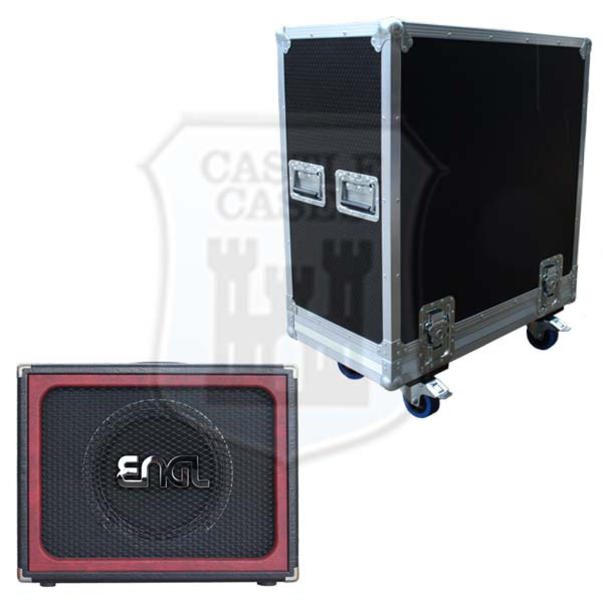 Engl E112R 112 Retro Tube Cab Flightcase
