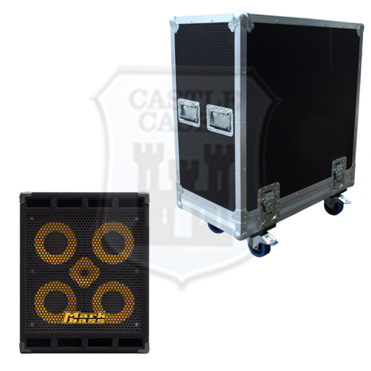 Mark Bass Standard 104HR Cab Flightcase