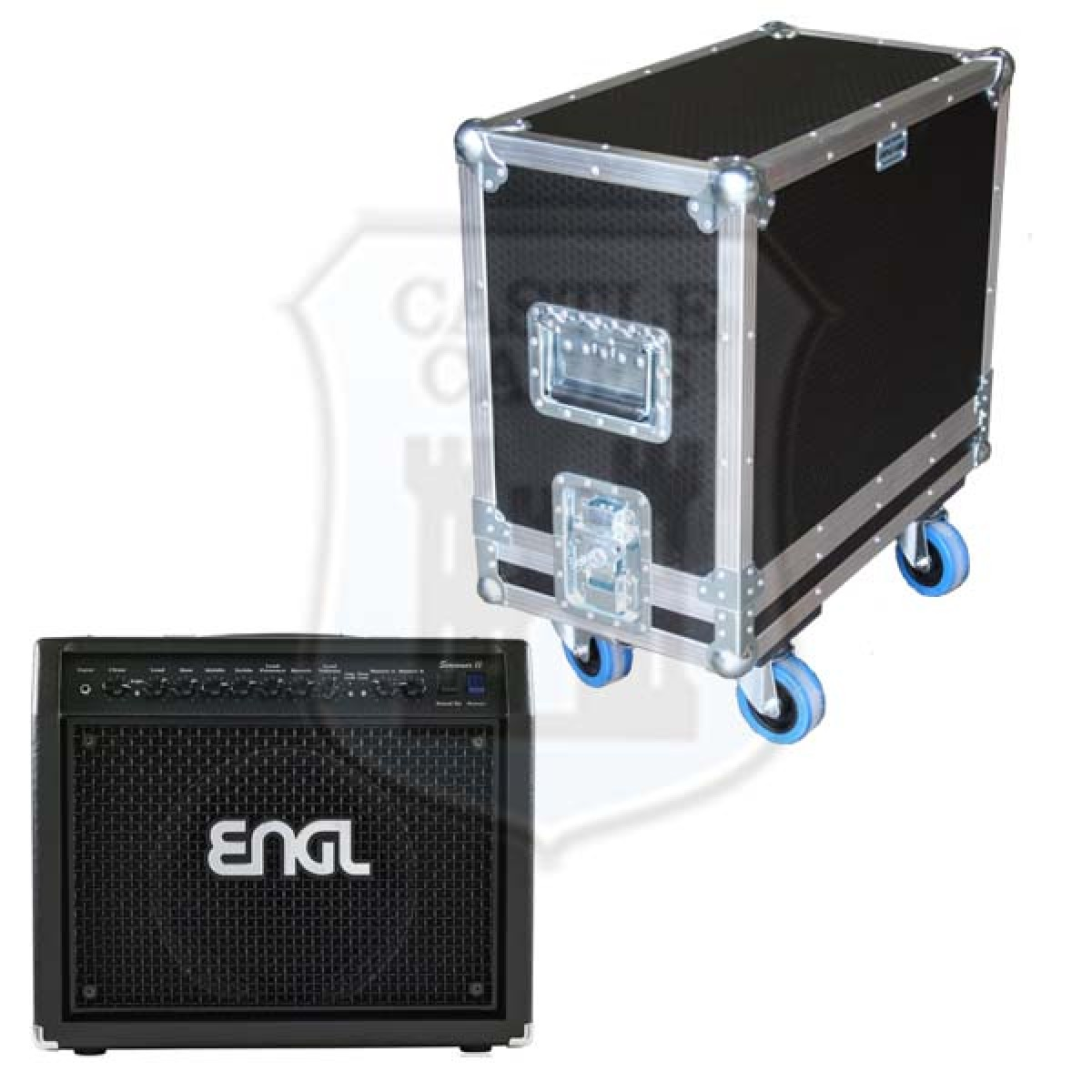 Engl E330II Screamer II Flightcase