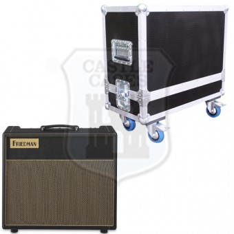 Friedman Small Box Combo Flightcase