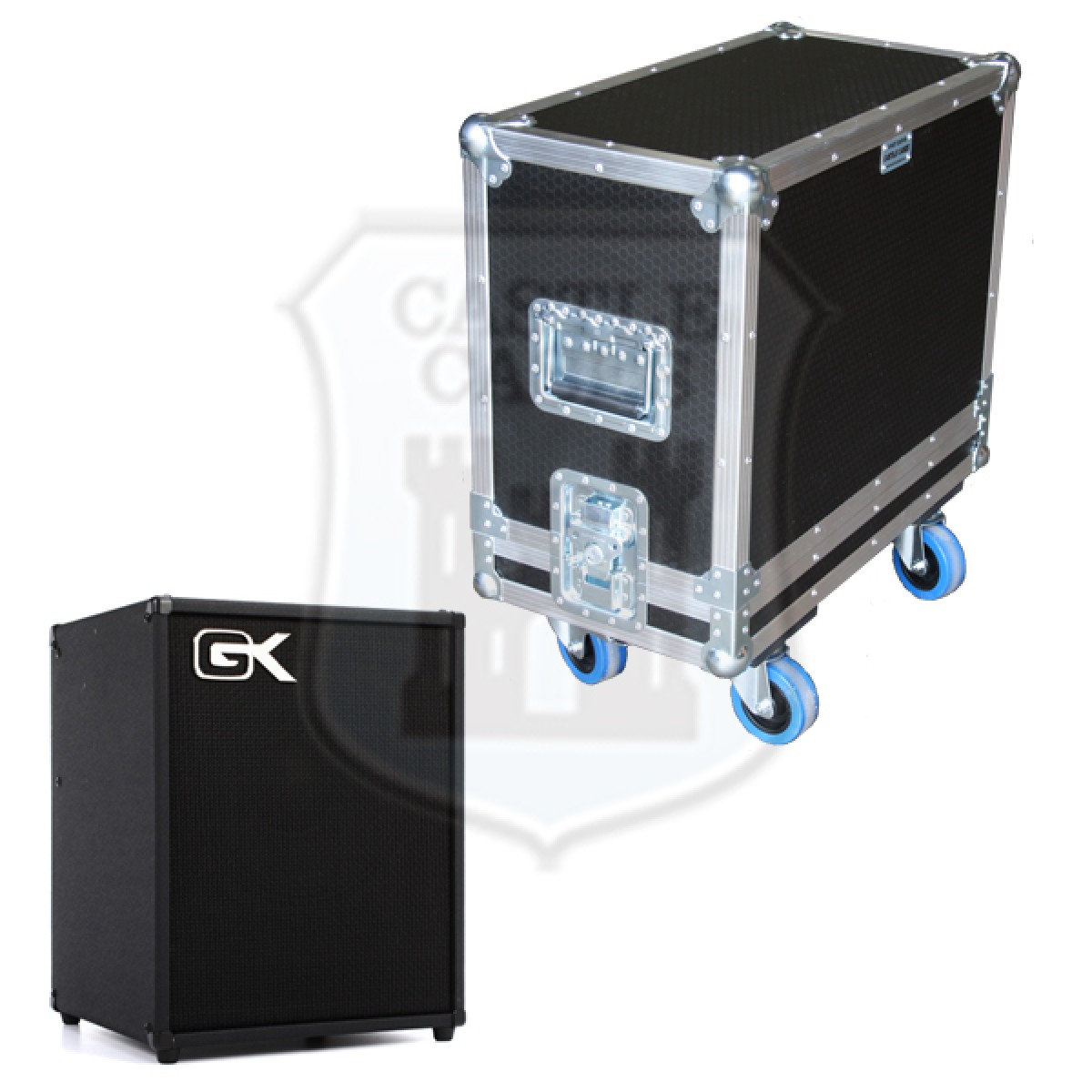 Gallien Krueger MB 110 Flightcase