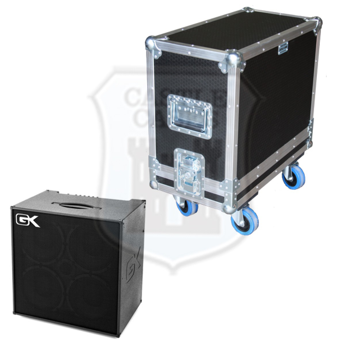 Gallien Krueger MB 410 Flightcase
