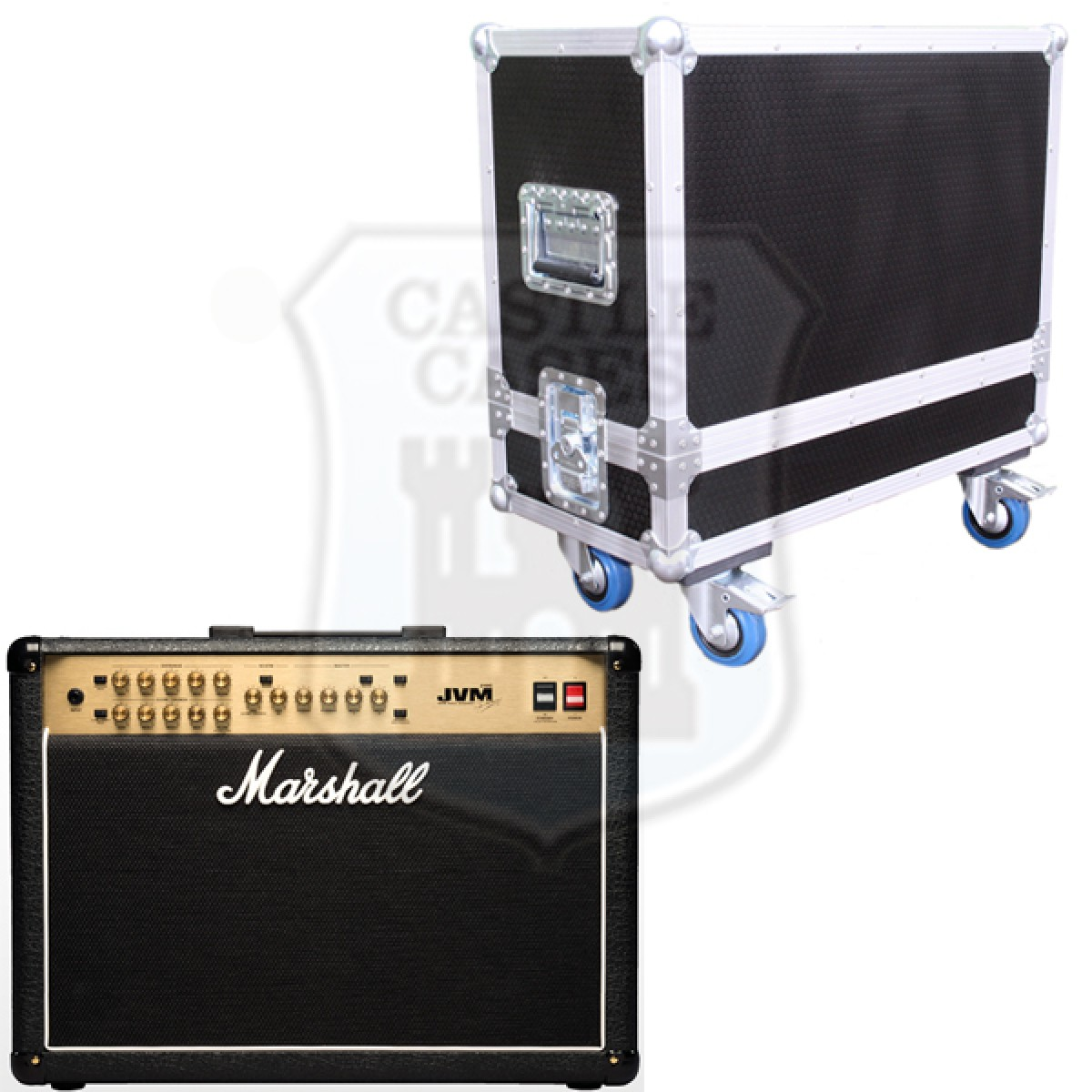 Marshall JVM210C Flightcase