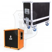 Orange Crush PiX CR100BXT Combo Flightcase