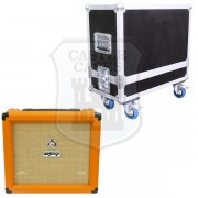 Orange Crush PiX CR35LDX Combo Flightcase