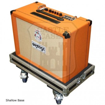 Orange Rocker 32 Combo Flightcase