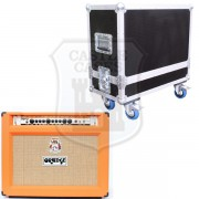 Orange Rockerverb 50MKII 1x12 Combo Flightcase