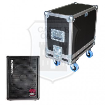 TC Electronic BG250 115 Combo Flightcase