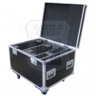Custom Roadtrunk Case for x 2 Mac Book & Monitors Flightcase