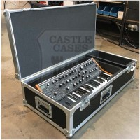 Custom Moog Subsequence 37 Key Flightcase