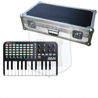 Akai APC Key 25 Keyboard Flight Case