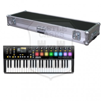Akai Advanced 49 Flightcase