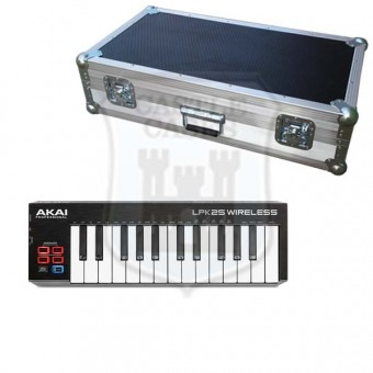 Akai LPK 25 Wireless Flightcase
